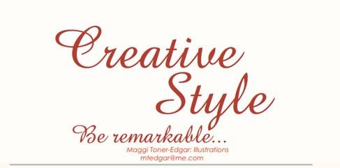 Logo for Freelance Stylist work
