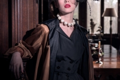 1950's Couture by @Tommy Martin Photography